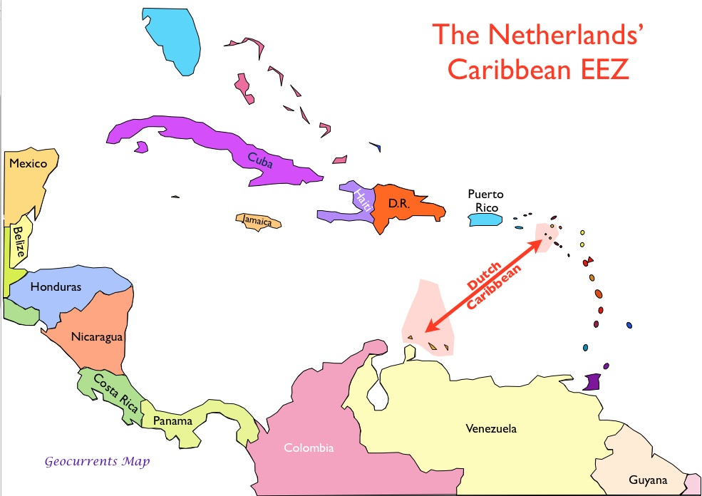 Overseas Territories Review Dutch Law Set To Restrict Migration - Map of netherlands antilles world