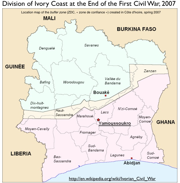 globalization on ivory coast Multinational corporations: the new colonisers in africa   the gold coast (now ghana), nigeria, the ivory coast, zaire (now the democratic republic of congo.