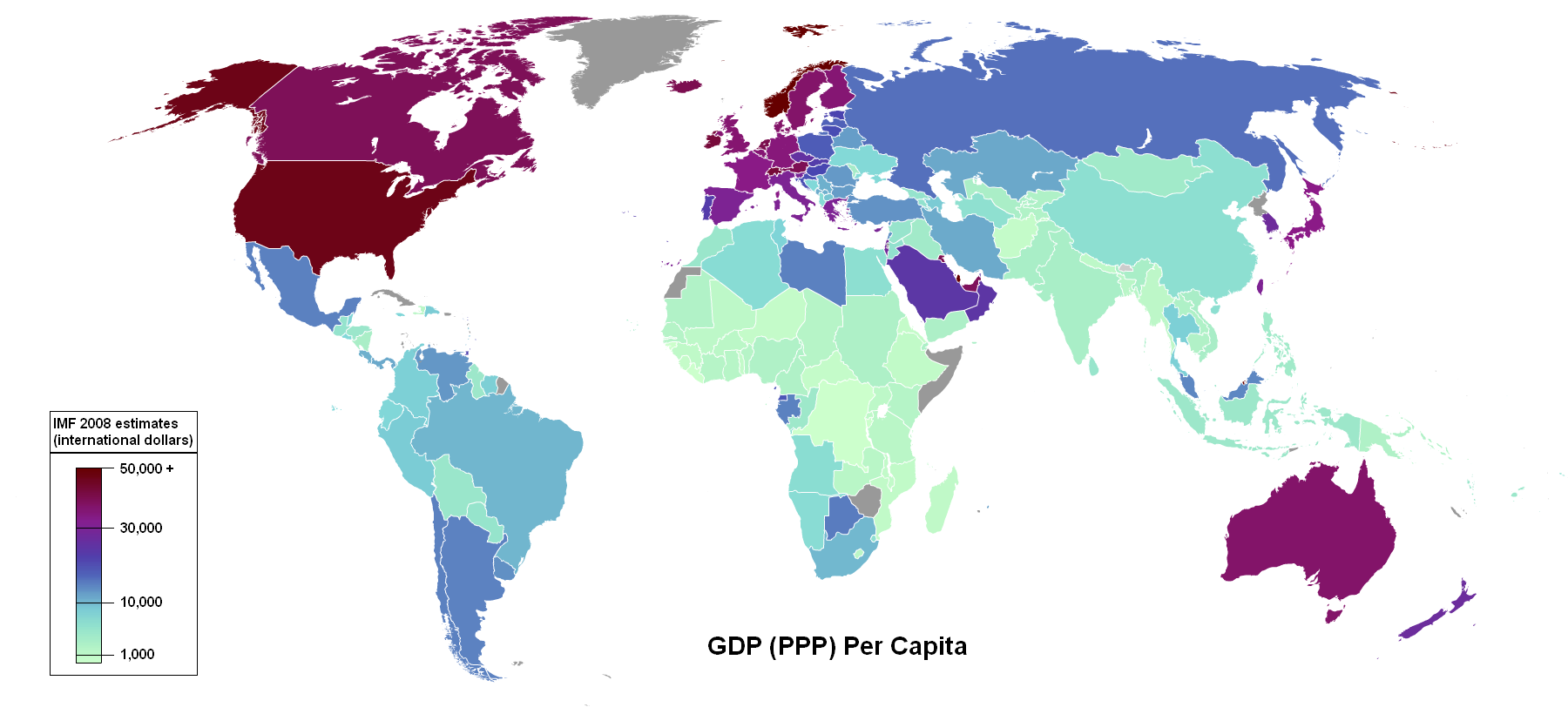 Image result for global inequality gdp map