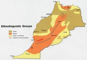 Ethnic groups in Morocco