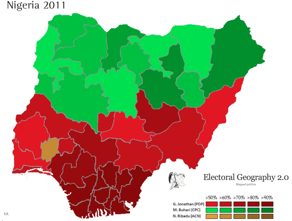 Electoral Politics And Religious Strife In Nigeria Geocurrents