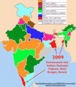 Red Tripura and the Geopolitics of Greater Bengal  GeoCurrents