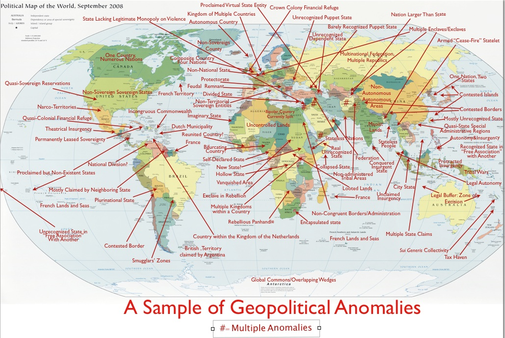 Key to map of geopolitical anomalies geocurrents map of a selection of geopolitical anomalies gumiabroncs Images