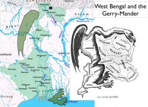 West Bengal and the Original Gerrymander