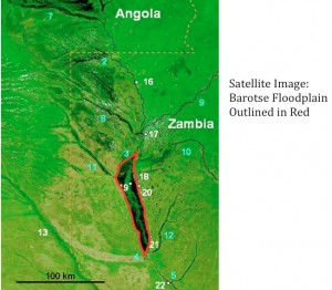 Image of Barotseland Floodplain