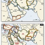 Ralph Peters Blood Borders Map