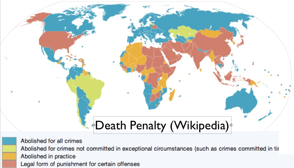 a survey of the death penalty in the united states and an argument against it Debate against death penalty essaysthe death penalty has always been a very controversial issue death sentences are usually handed out to people who have been found guilty of capital crime however it is not so easy to consider death penalty as an easy way to punish the guilty if the death pena.
