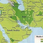 Incorrect Map of Sunni/Shia Distribution in the Middle East