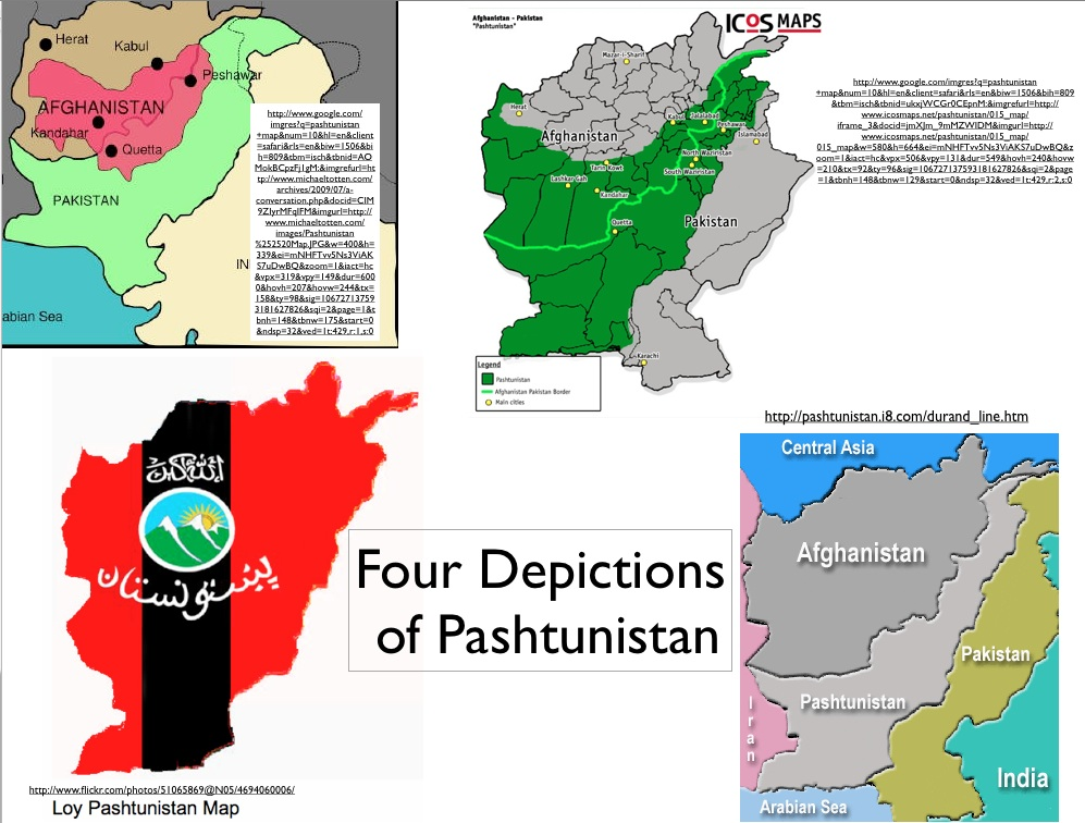 The Complex and Contentious Issue of Afghan Identity | GeoCurrents