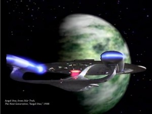 Star Trek, Angel One