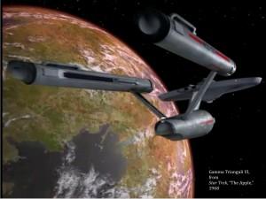 Star Trek, Gamma Trianguli VI