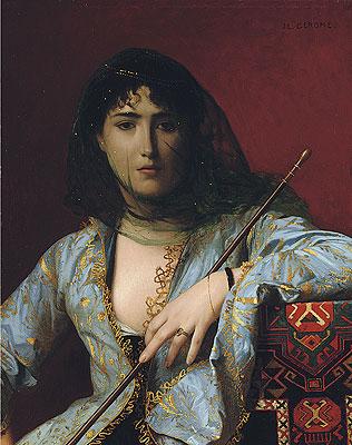 Circassian Women Hair