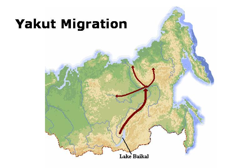 Картинки по запросу yakut migration