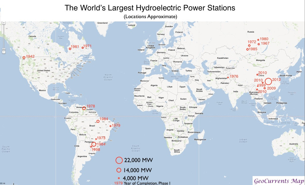 The Controversial Global Boom in Dam-Building and Hydroelectric ...