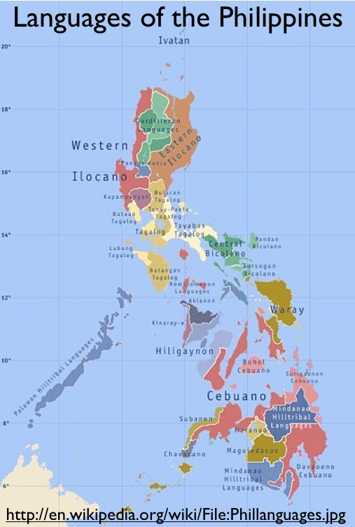 spanish language in the philippines The spanish language is actively used and understood throughout the nation   group of languages known to linguists as philippine creole spanish, and to the.