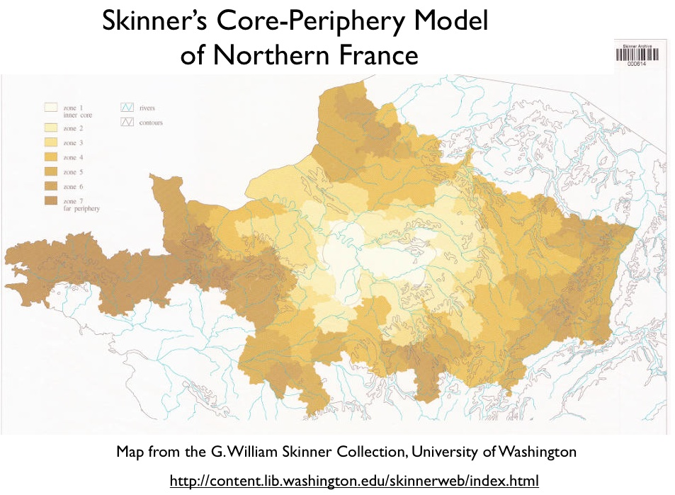 Pin Core Periphery Model on Pinterest