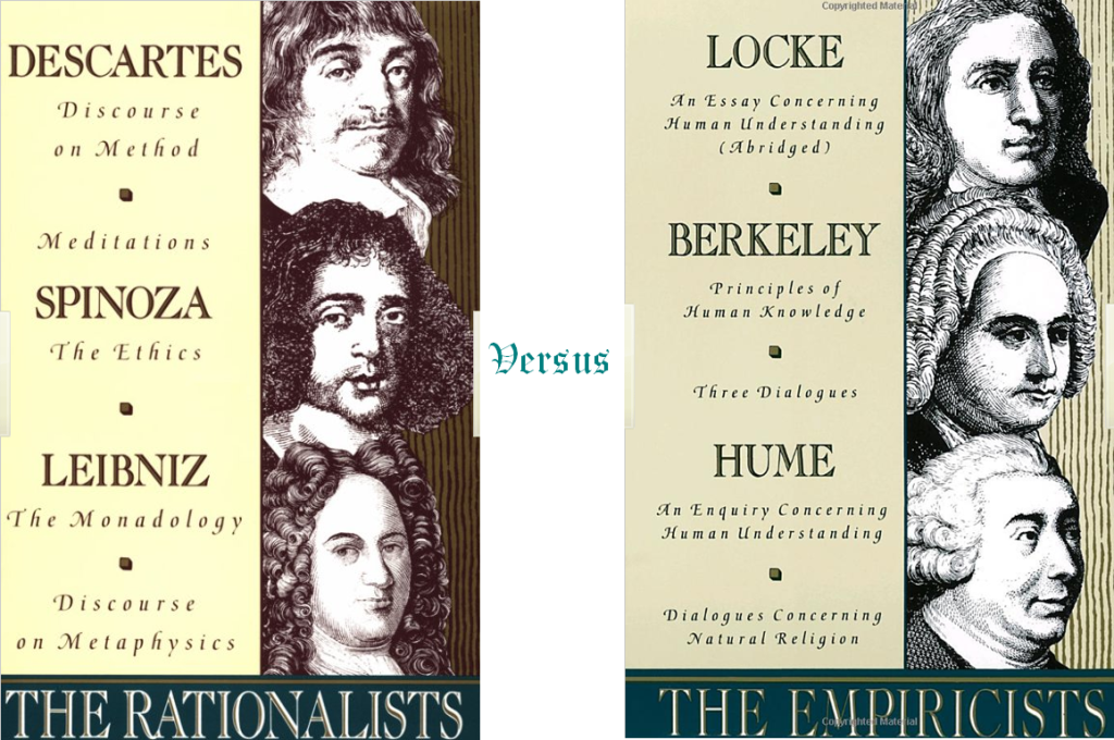 philosophical approaches of descartes spinoza and leibniz