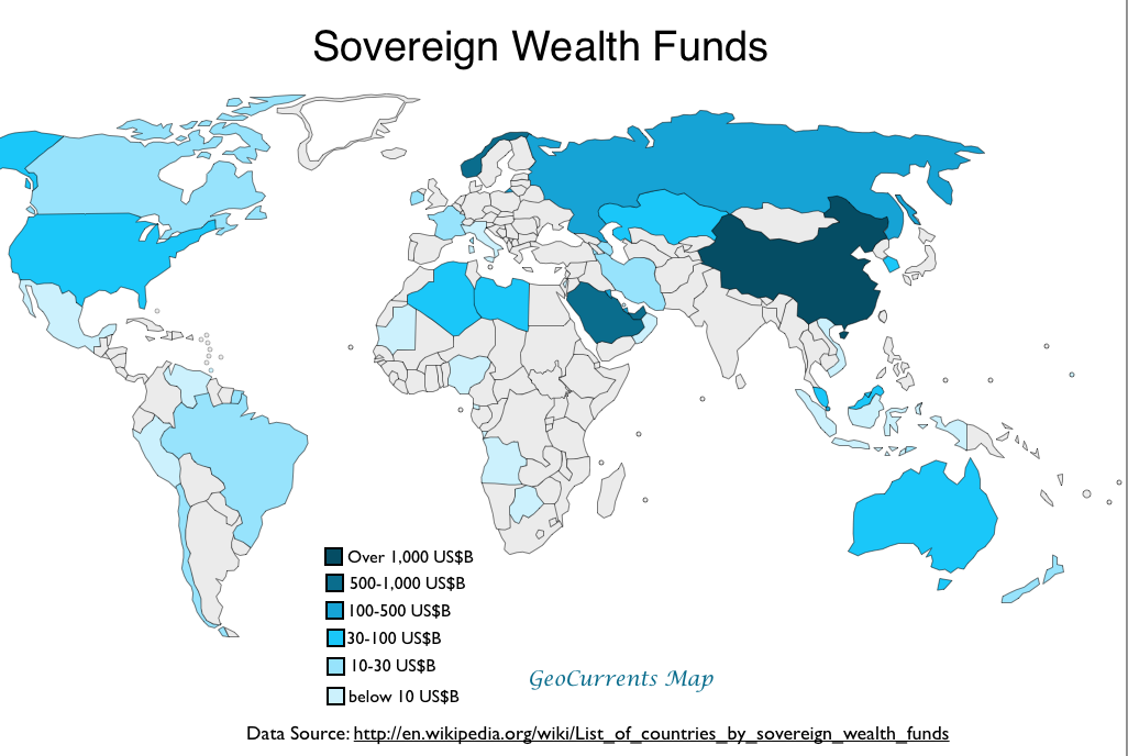 sovereign wealth fund Norway's $1 trillion dollar sovereign wealth fund, the world's biggest, indicated thursday that it rejected the controversial $26 billion pay package that shareholders agreed to award founder and ceo elon musktwtr.