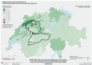 Switzerland Executive Compensation Election Map1