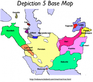 Iranian Languages Map2