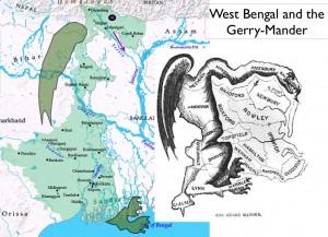 West Bengal and the Original Gerrymander