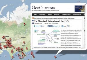 Sample of GeoCurrents Master Map