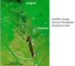 Image of Barotseland Floodplain
