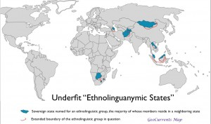 Map of Underfit States