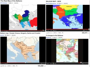 YouTube Fantasy Maps of the Future Balkans