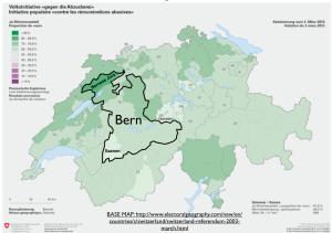 Switzerland Executive Compensation Election Map1
