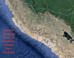 South Coastal Peru GE