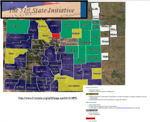 51st State  Initiative Map
